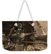 Call Of Duty Black Ops Weekender Tote Bag
