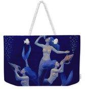 Call Of The Mermaids Weekender Tote Bag