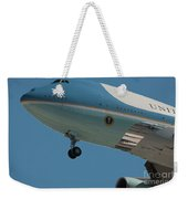 Call Sign Weekender Tote Bag