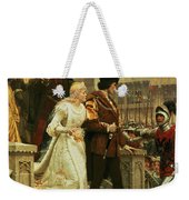 Call To Arms Weekender Tote Bag