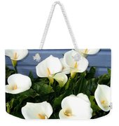Calla Lilies- Oregon Weekender Tote Bag