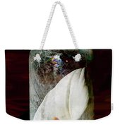Calla Lily In A Bottle Weekender Tote Bag