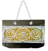 Callard And Bowser's Nougat Weekender Tote Bag