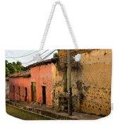 Calle En Suchitoto Weekender Tote Bag
