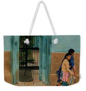 Calle Hermanos Dominquez Weekender Tote Bag