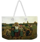 Calling In The Gleaners Weekender Tote Bag