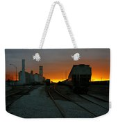 Calling It A Day Weekender Tote Bag