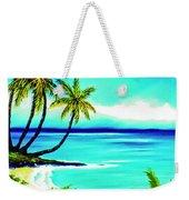 Calm Bay #53 Weekender Tote Bag