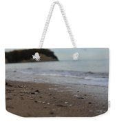 Calm Beach Sand Weekender Tote Bag