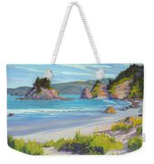Calm Ocean Waters Weekender Tote Bag