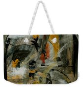 Calm Out Of Chaos Weekender Tote Bag