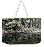 Calm Water Weekender Tote Bag