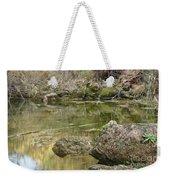 Calm Waters Scenery Weekender Tote Bag