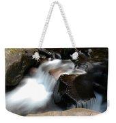 Calming Water Weekender Tote Bag