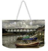 Calstock Viaduct Weekender Tote Bag