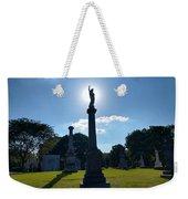 Calvary Catholic Cemetery Weekender Tote Bag