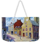 Calvet House Old Montreal Weekender Tote Bag