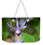 Calypso Orchid Weekender Tote Bag