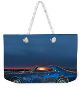 Camaro And Chopper Weekender Tote Bag