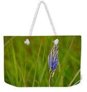 Camas Flower Pod Weekender Tote Bag