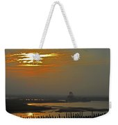 Cambodian Sunsets 1 Weekender Tote Bag