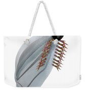 Cambrian Pikaia Fish Weekender Tote Bag