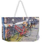 Cambridge Bikes 1 Weekender Tote Bag