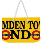 Camden Town Weekender Tote Bag