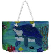 Came From A Sea Food Convention Weekender Tote Bag