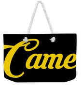 Camel-01 Weekender Tote Bag