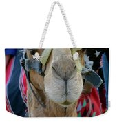 Camel Ride Weekender Tote Bag