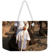 Camel Trader Pushkar Weekender Tote Bag