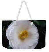 Camellia 1 Weekender Tote Bag