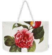 Camellia, 1833 Weekender Tote Bag