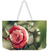 Camellia 3 Weekender Tote Bag