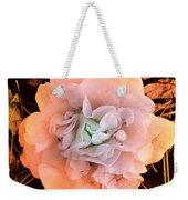 Camellia Bloom Weekender Tote Bag