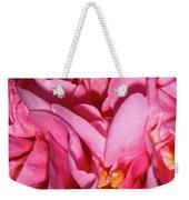 Camellia Close Weekender Tote Bag