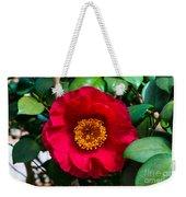 Camellia Weekender Tote Bag