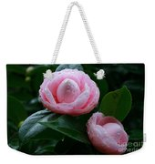 Camellias Weekender Tote Bag