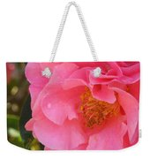 Camellias Of The South Weekender Tote Bag
