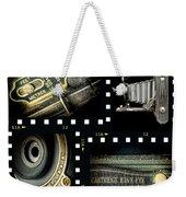 Camera Collage-2 Weekender Tote Bag