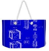 Camera Patent Drawing 2h Weekender Tote Bag