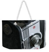 Camera Weekender Tote Bag