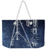 Camera Tripod Patent Weekender Tote Bag