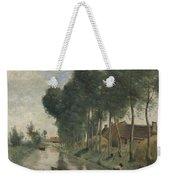 Camille Corot   Landscape At Arleux Du Nord Weekender Tote Bag