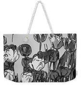 Camille's Tulips - Version 4 Weekender Tote Bag
