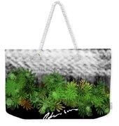 Camo -flower-range Weekender Tote Bag