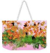 Camo Nature Range Weekender Tote Bag