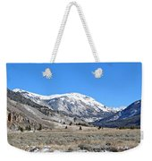 Camp Hale Historical Area Weekender Tote Bag
