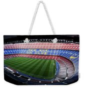 Camp Nou Weekender Tote Bag